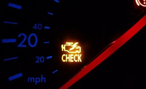 Mini Cooper Check Engine Light