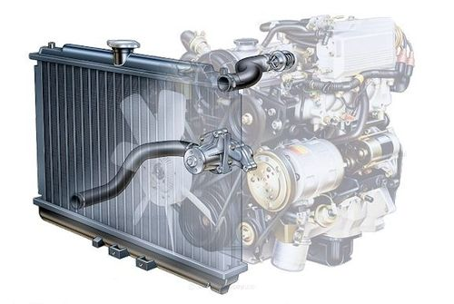Mini Cooper Cooling System Repair