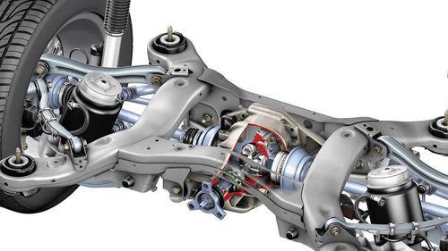 Mini Cooper Suspension Repair