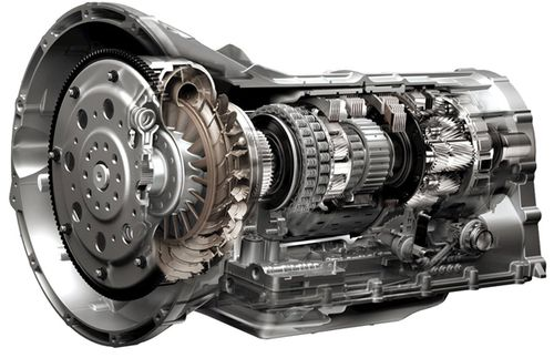 Mini Cooper Transmission Repair