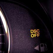 BMW DSC Warning Light