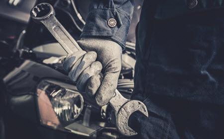 BMW Parking Brake Repair