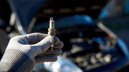 BMW Spark Plug Check