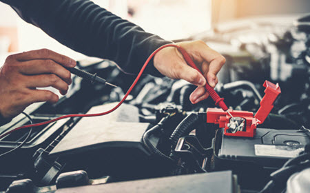MINI Battery Inspection
